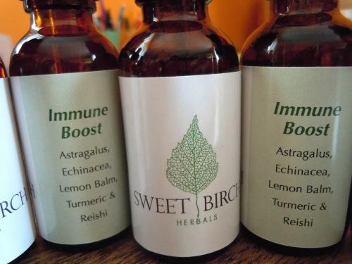immune boost tinctures
