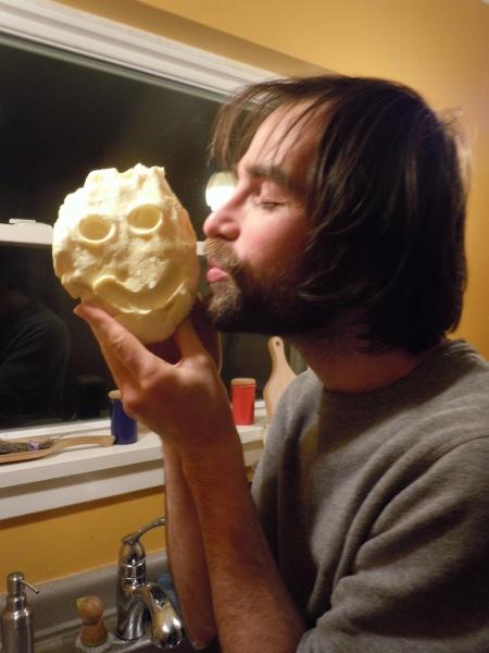 buttery kiss